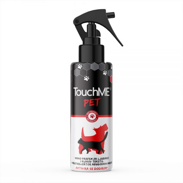 TouchME PET red